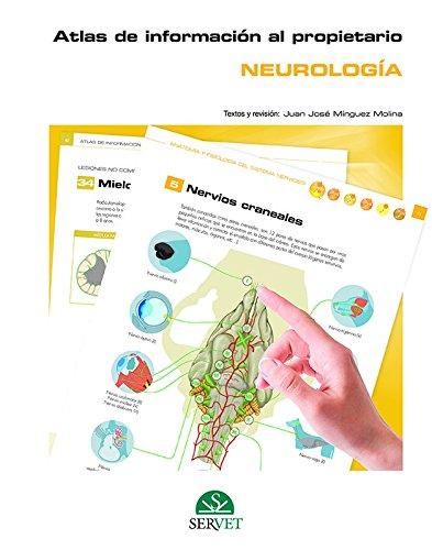 Atlas de información al propietario. Neurología - Libros de veterinaria - Editorial Servet por Grupo Asís S.L.