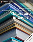 Cambridge International As and a Level Literature in English Coursebook [Paperback] [Jul 23, 2014]