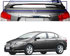 Auto Pearl - Premium Quality OE Type Car Spoiler For - Honda City Ivtec (Urban-Titanium-Metallic)