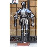 Xviie siècle War Conséquence d'Armour Wearable Halloween Full Body Armour