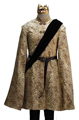 Joffrey Kostüm - Karnestore Joffrey Baratheon Cosplay Kostüm Damen S
