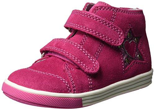 Richter Kinderschuhe Baby Mädchen Sing Sneaker, Pink (Fuchsia/Pink), 24 EU