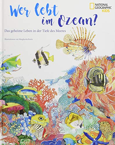 KiDS (Sachbuch) - Wer lebt im Ozean?: Das geheimnisvolle Leben in der Tiefe des Meeres ()