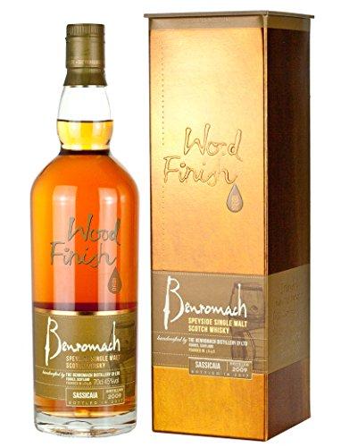 Benromach - Sassicaia Finish - 2009 Whisky