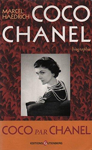 Coco Chanel par Marcel Haedrich