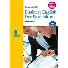 Langenscheidt Business English – Der Sprachkurs - Set mit 3 Büchern und 6 Audio-CDs: Fit für den Job