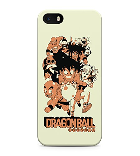 Dragon Ball Z Hard Plastic Snap On Back Case Cover For iPhone 5 / 5s Custodia