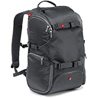 Manfrotto Travel Backpack - Mochila, gris