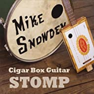 Cigar Box Guitar Stomp