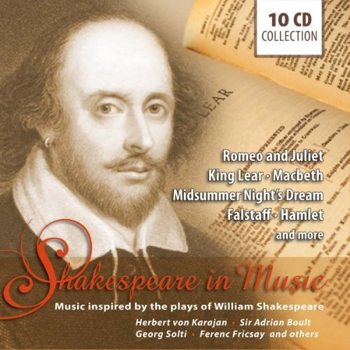 Shakespeare in Music-Inspired By the Plays of W.S.