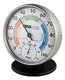 TFA Dostmann 45.2033 Präzisions Thermo-Hygrometer (anthrazit)