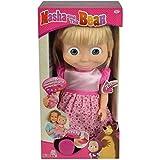 masha 40cm Tickle Me Doll (Multi-Colour)