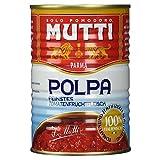 Produkt-Bild: Mutti Polpa feinstes Tomatenfruchtfleisch 100% Italienisch, 400 g