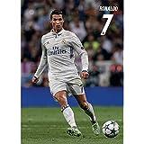 Grupo Erik Editores Real Madrid 2016/2017 - Postal con diseño Ronaldo Acción