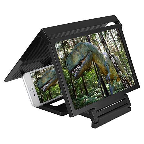 ASHATA Bildschirm Vergrößerung Lupe, 3D Video HD Bildvergrößerung Lupe...