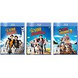Fünf Freunde - Kinofilme 1-3 [Blu-ray] im Set - Deutsche Originalware