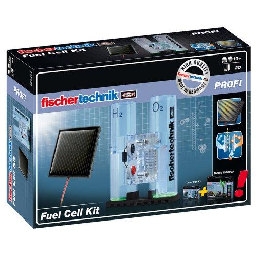 fischertechnik PROFI Fuel Cell Kit, Konstruktionsbaukasten, Ergänzungsset Brennstoffzelle - 520401