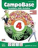 Campo base matematica. Per la 4ª classe della Scuola elementare. Con e-book. Con espansione online: 1