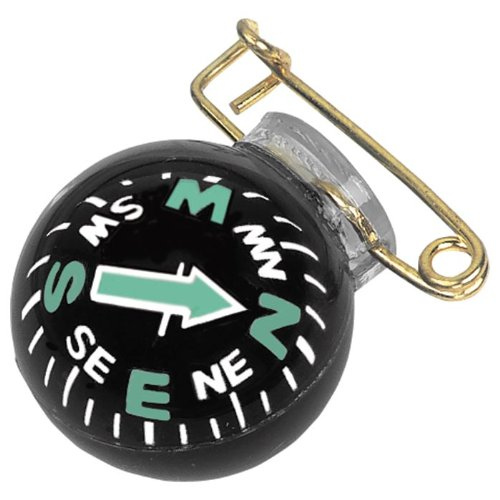 Bussola Silva Fisheye Pin On
