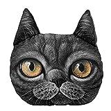 Niedlich Cartoon kreativ lustig Autokissen aus Polyester Nackenkissen Auto Flugzeug Nackenstütze tragbar Hals Kissen atmungsaktiv weich Nackenstützkissen schlafen für Erwachsener Kinder als Geschenk