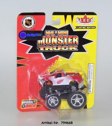 Fleer 2005 NHL Monster Truck Detroit Red Wings