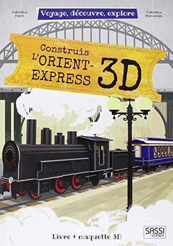 Construis l'Orient Express 3D par Manuzzato