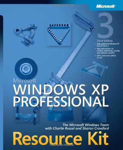 Preisvergleich Produktbild Microsoft Windows XP Professional Resource Kit,  Third Edition