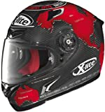 X-lite X 802R Ultra Carbon Checa World Helm, Größe L (59/60)