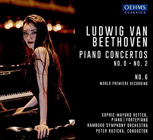 Klavierkonzerte 0,2 und 6