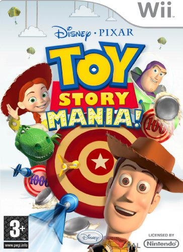 Toy Story Mania [UK Import] (Toy Story Mania Spiel)