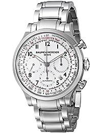 Baume & Mercier Capeland - 10061 - Reloj (Reloj de pulsera, Masculino, Acero inoxidable, Acero inoxidable, Acero inoxidable, Acero inoxidable)