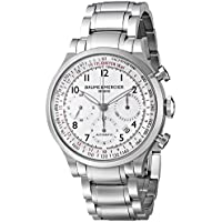 Baume & Mercier Capeland MOA10061 Chronograph Automatic Men's Watch