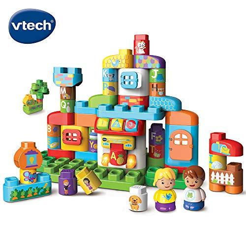 V Tech - Bla-Bla-Blocks - Ma Maison Alphabet Interactive - Tausend Jahre Song