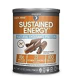 Designer Whey Sustained Energy, Chocolate Velvet 12 oz