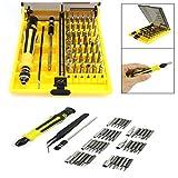ACENIX® - Handy Reparatur Werkzeug Set 45 in 1 Präzision Torx Schraubenzieher Pinzetten Neu