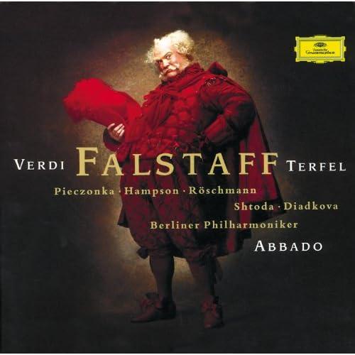 Verdi: Falstaff / Act 3 - Una, due, tre, quattro
