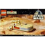 Lego Star Wars 7110 Landspeeder Set by LEGO