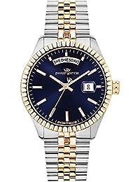 Reloj solo tiempo para hombre Philip Watch Caribe Casual Cod. r8253597032