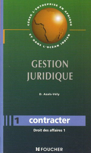 Gestion juridique : contracter