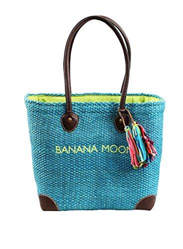 borsa da spiaggia Banana Moon Aniston Lemnos Jade verde Verde