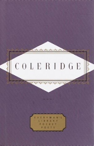 Coleridge: Poems (Everyman's Library Pocket Poets) by Samuel Taylor Coleridge (1997-11-11)