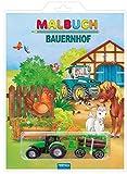 """Malbuch """"Bauernhof"""": mit 2 Spielzeugen"""