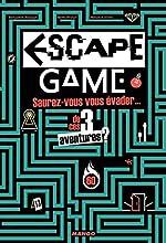 Escape Game de Rémi Prieur