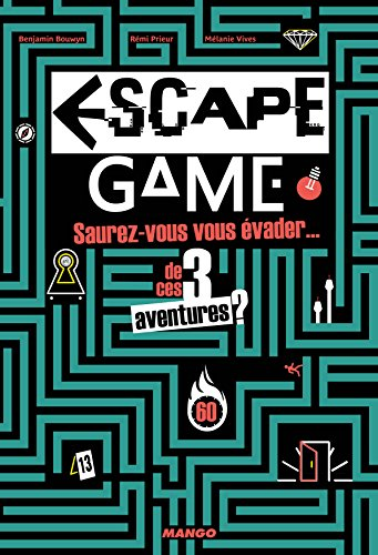 Escape Game par Rémi Prieur