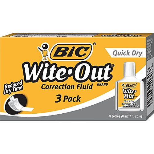 wite-out-quick-dry-correction-fluid-20-ml-bottle-white-3-pack-sold-as-1-package