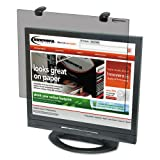 PROTECTIVE ANTIGLARE LCD MONITOR FILTER, FITS 17'-18' LCD MONITORS