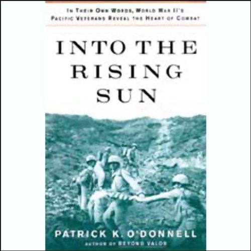 Into the Rising Sun  Audiolibri