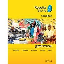 Rosetta Stone Polish Level 1 MAC  [Download]