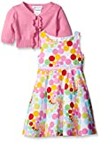 Bonnie Jean Little Girls Multi Dot Popli...