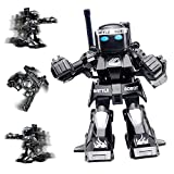 Faironly 777-615 Battle RC Roboter 2.4 G Body Sense Fernbedienung Spielzeug Black Remote Control Robot